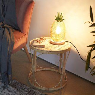 Table-lamp-Pineaple-glass-1